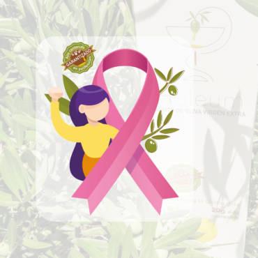 La lucha contra el cáncer de mama.