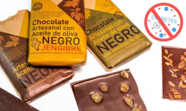 El chocolate enriquecido con AOVE frente a la diabetes tipo II